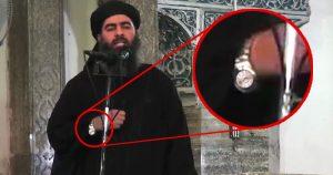 Noktara - Trägt Sawsan Chebli die gleiche Rolex wie Abu Bakr al-Baghdadi