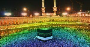 Noktara - Trotz Pride Month- Kaaba darf nicht in Regenbogen-Farben erstrahlen