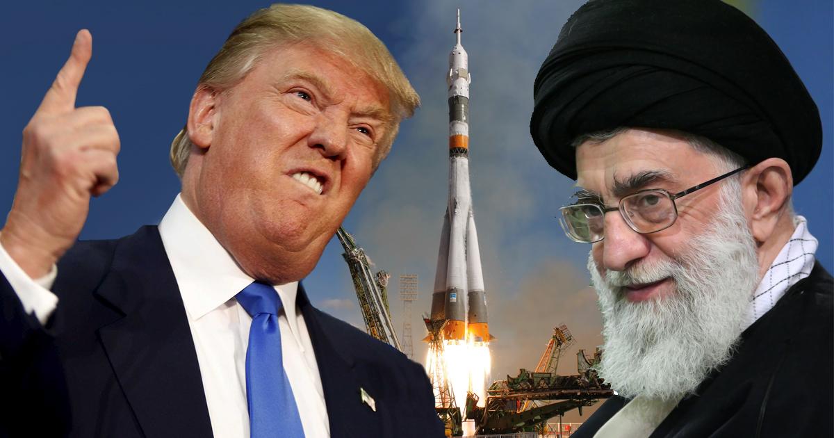 Trump erlässt Einreiseverbot für iranische Atomraketen