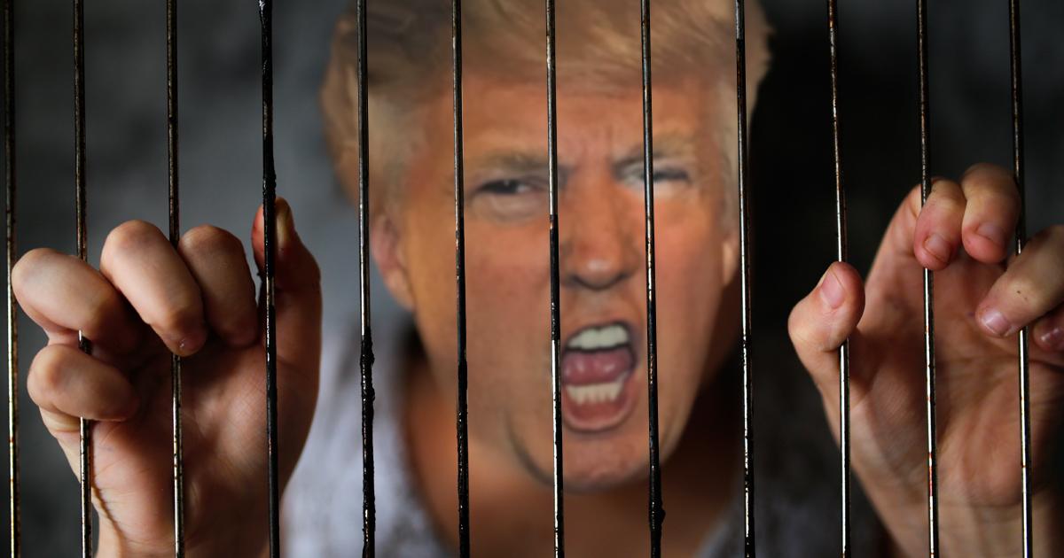 Noktara - Trump wegen Volksverhetzung und Terrorunterstützung verhaftet