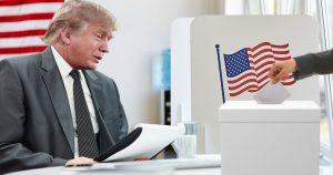 Noktara - Trump zählt alle Stimmen persönlich nach, um Wahlbetrug zu verhindern