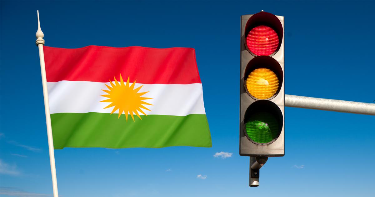 Noktara - Türkei ändert Ampelfarben wegen kurdischer Propaganda