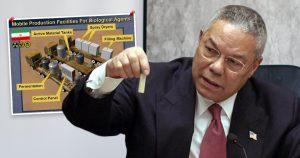 Noktara - USA präsentiert Beweis für iranische Massenvernichtungswaffen
