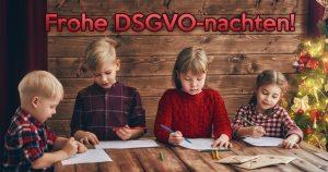 Noktara - Unartige Kinder mahnen Weihnachtsmann wegen DSGVO-Verstoß ab