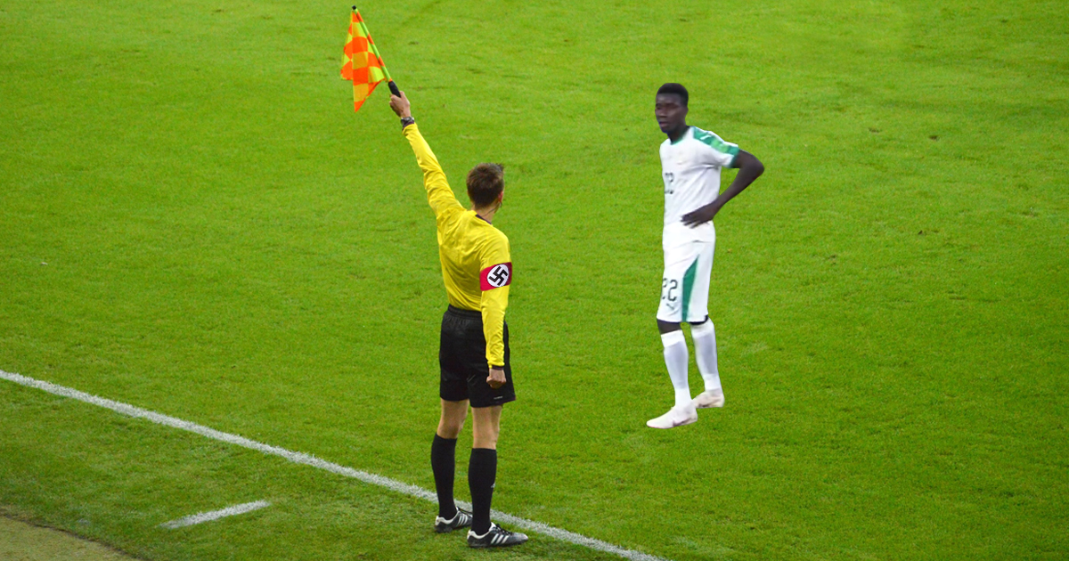 Noktara - Unfairplay-Regel - Senegal fliegt raus, weil sie schwarz sind