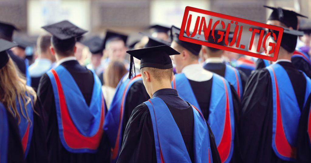 Noktara - Universitäten erkennen allen AfD-Politikern Doktortitel ab
