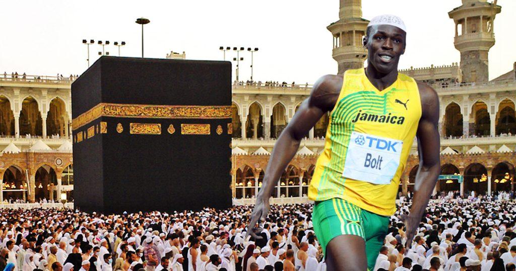 Noktara - Usain Bolt stellt in Mekka einen neuen Weltrekord auf