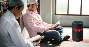 Noktara - Verfassungsschutz spendet plötzlich Alexa-Geräte an Moscheen