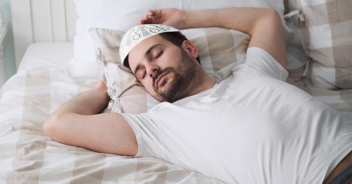 Noktara - Verkorkster Schlafrhythmus im Ramadan endlich von Vorteil
