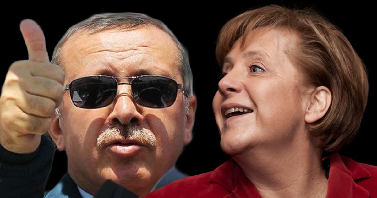 Vertrauensfrage: Erdogan spricht Merkel sein Vertrauen aus