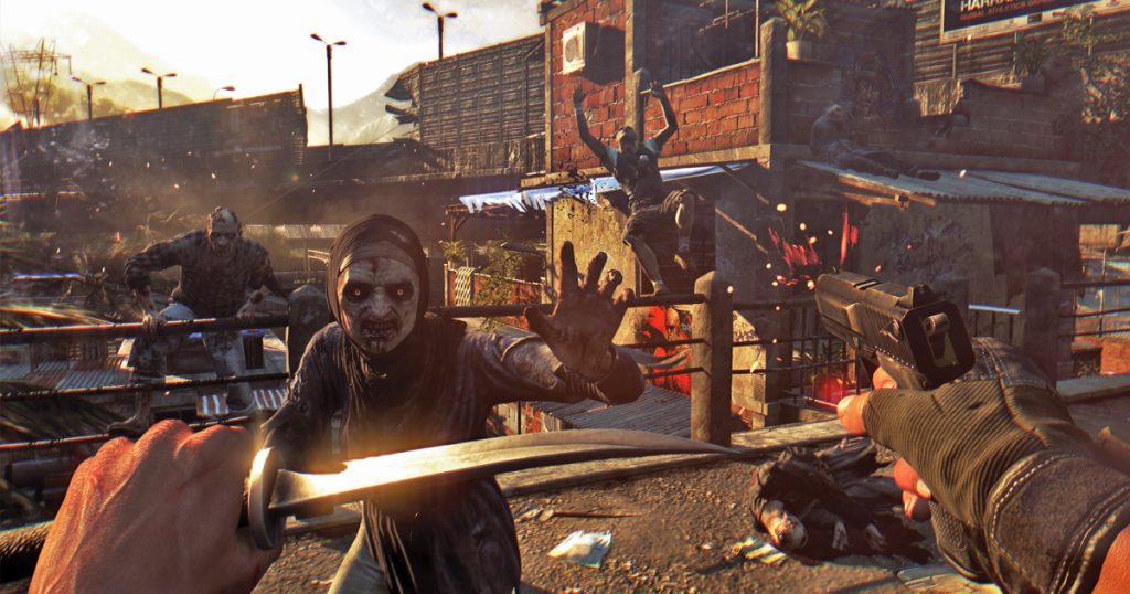 Kopftuch-Zombies in Dying Light