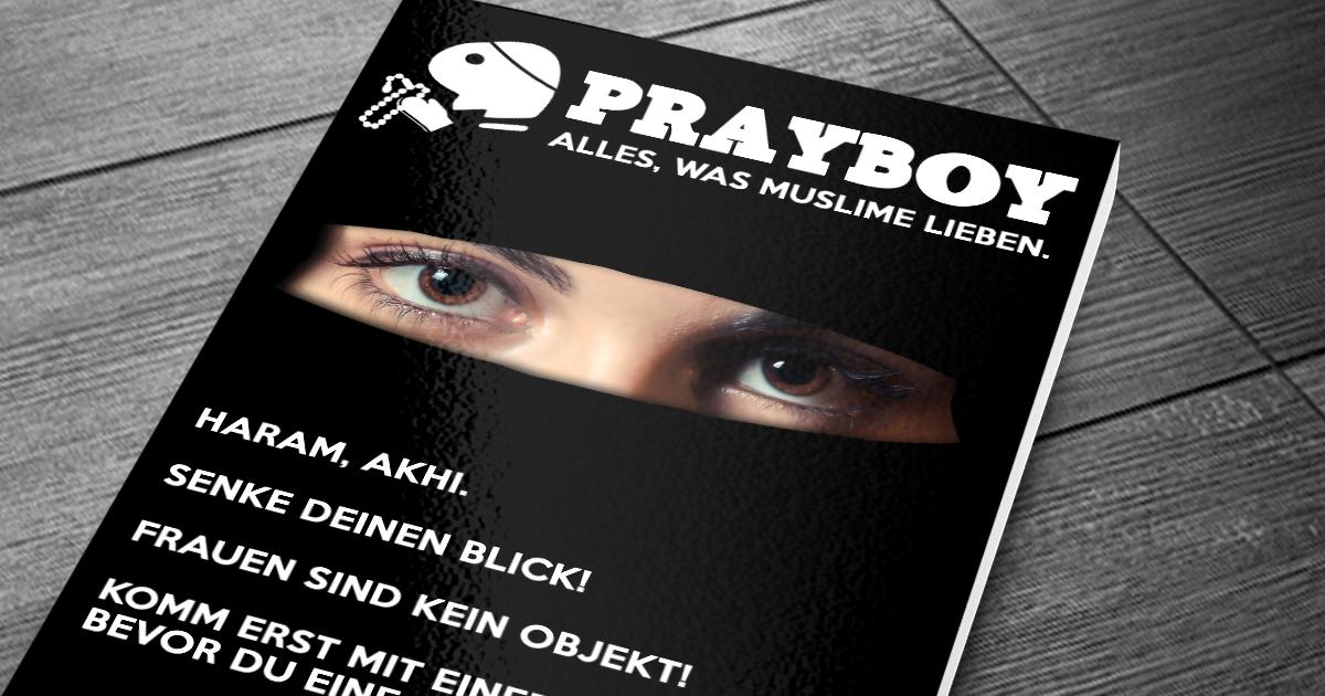 Vom Playboy zum Prayboy: Alles, was Muslime lieben im neuen Heft!
