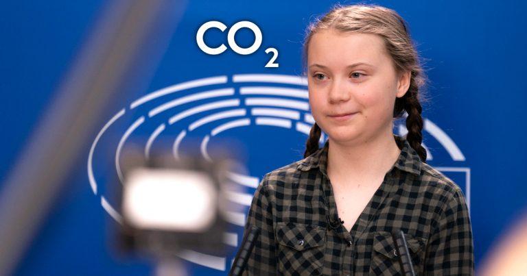 Noktara - Von wegen CO2-neutral- So viel Stickstoff atmet Greta Thunberg aus