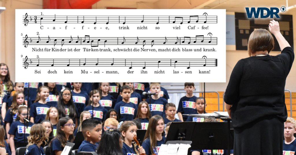 Noktara - WDR lässt als Ausgleich rassistisches Kinderlied gegen Muslime singen