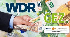 Noktara - WDR zahlt als Entschuldigung für Umweltsau-Lied GEZ-Beiträge zurück