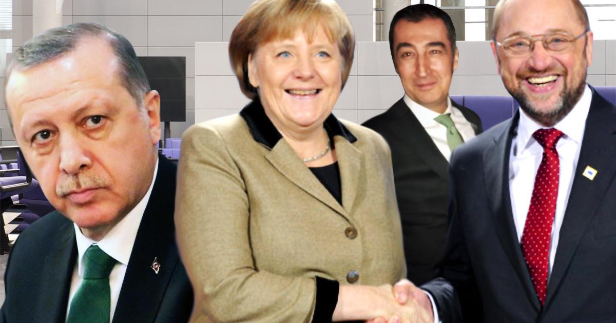 Wahlboykott: Erdogan-Hasser wählen aus Trotz CDU, SPD und Grüne