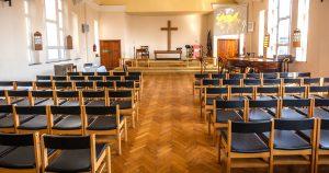 Noktara - Wegen Corona- Kirchen an Ostern genauso leer wie den Rest des Jahres