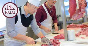 Noktara - Wegen Corona in deutschen Schlachthöfen - Nur noch Halal-Fleisch erlaubt
