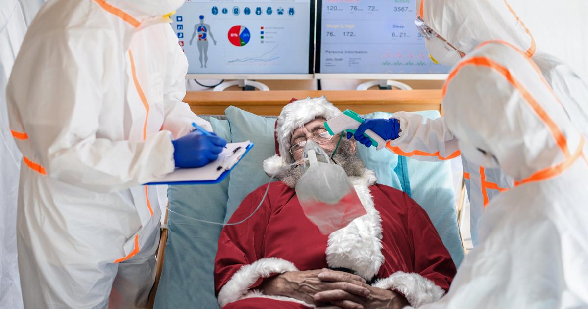 Noktara - Weihnachten abgesagt- Weihnachtsmann an Corona erkrankt