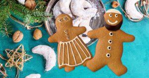 Noktara - Weihnachtlicher Lebkuchen mit Migrationshintergrund