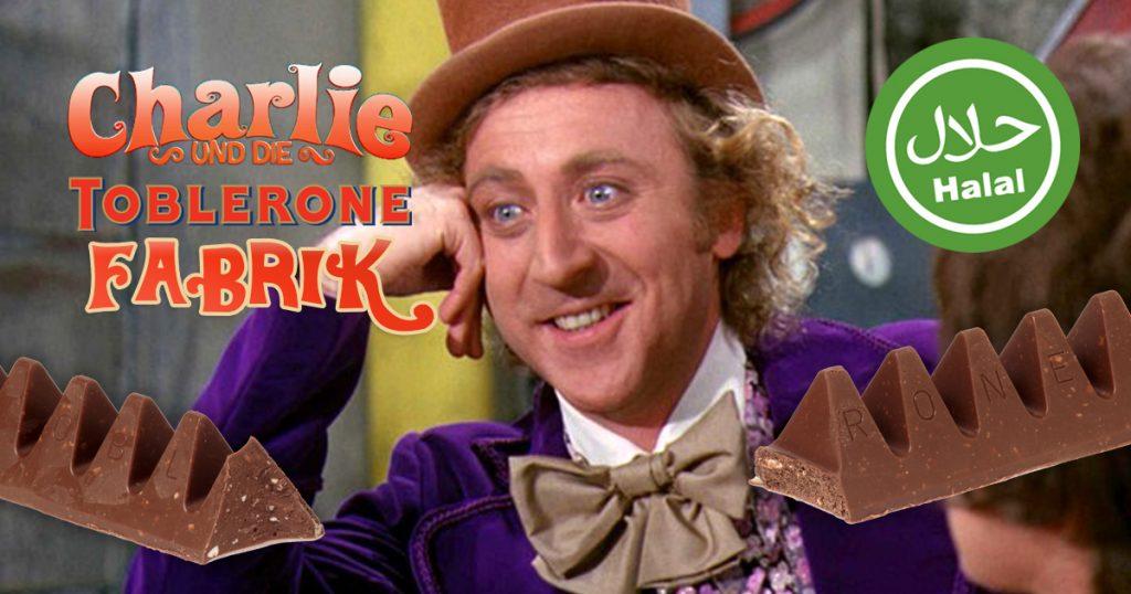 Noktara - Weihnachtsfilme für Muslime - Charlie und die Schokoladenfabrik - Charlie und die Tobleronefabrik