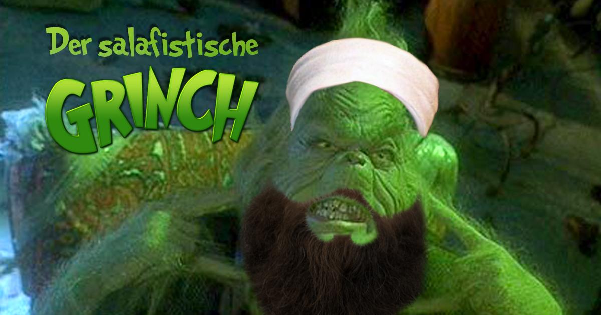 Noktara - Weihnachtsfilme für Muslime - Der salafistische Grinch - Der Grinch