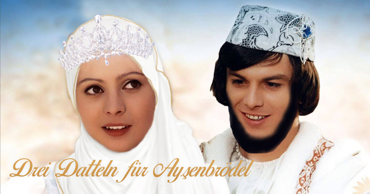 Noktara - Weihnachtsfilme für Muslime - Drei Haselnüsse für Aschenbrödel - Drei Datteln für Ayşenbrödel