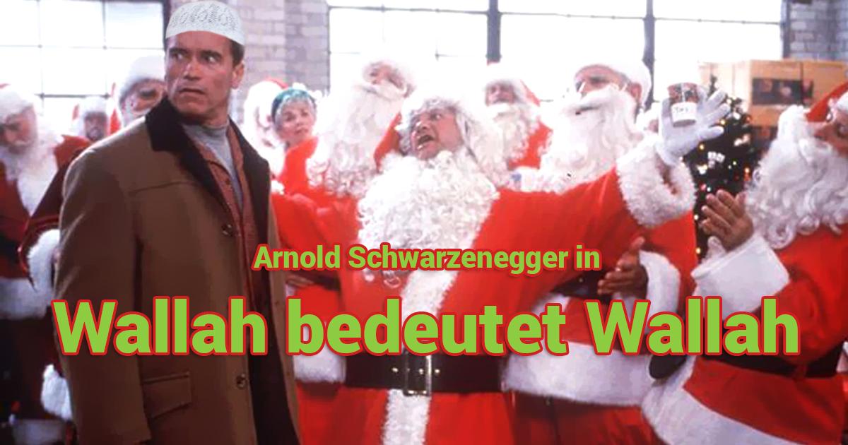Noktara - Weihnachtsfilme für Muslime - Versprochen ist versprochen - Wallah bedeutet Wallah