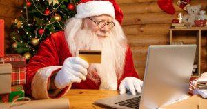 Noktara - Weihnachtsmann pleite, weil er alle Geschenke mit Kreditkarte bezahlte
