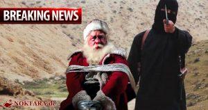 Kein frohes Fest: Weihnachtsmann von IS entführt