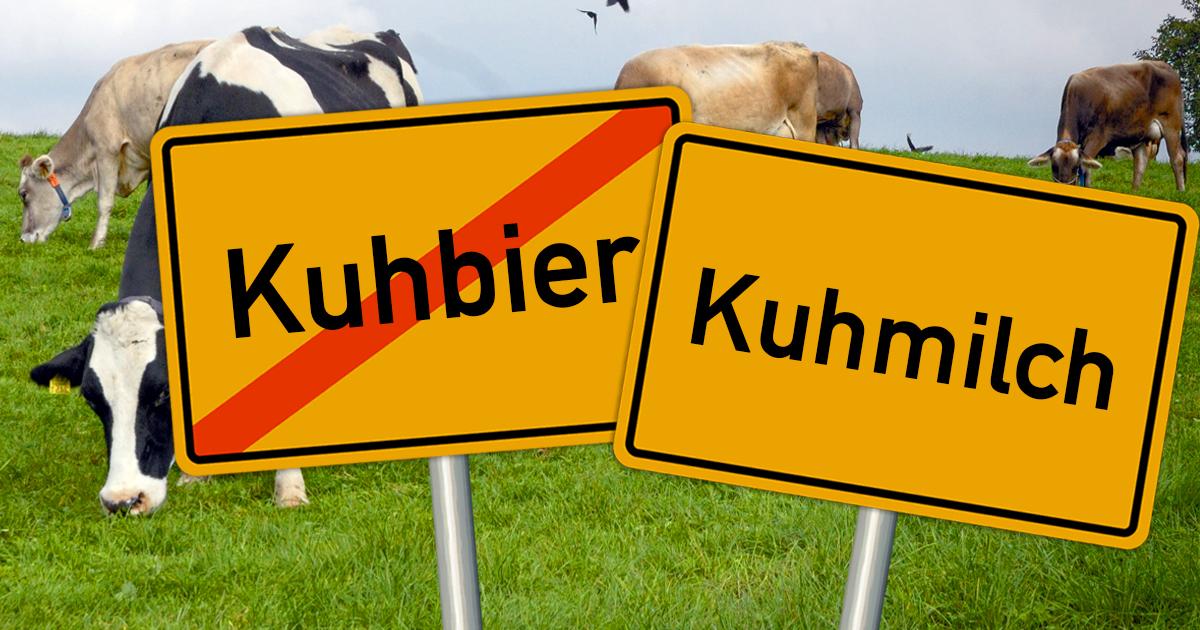 Noktara - Weitere Ortsnamen, die aus Rücksicht auf Muslime geändert werden - Kuhbier