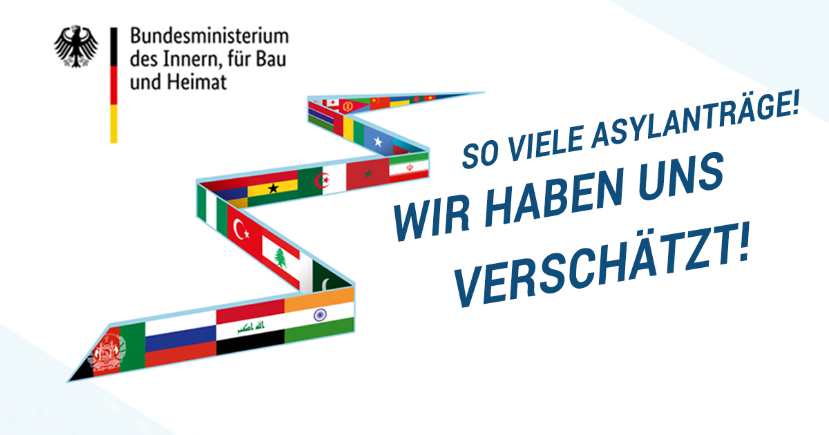 Noktara - Weitere Werbeplakate für eine Freiwillige Rückkehr von Flüchtlingen - So-viele-Asylanträge-wir-haben-uns-verschätzt
