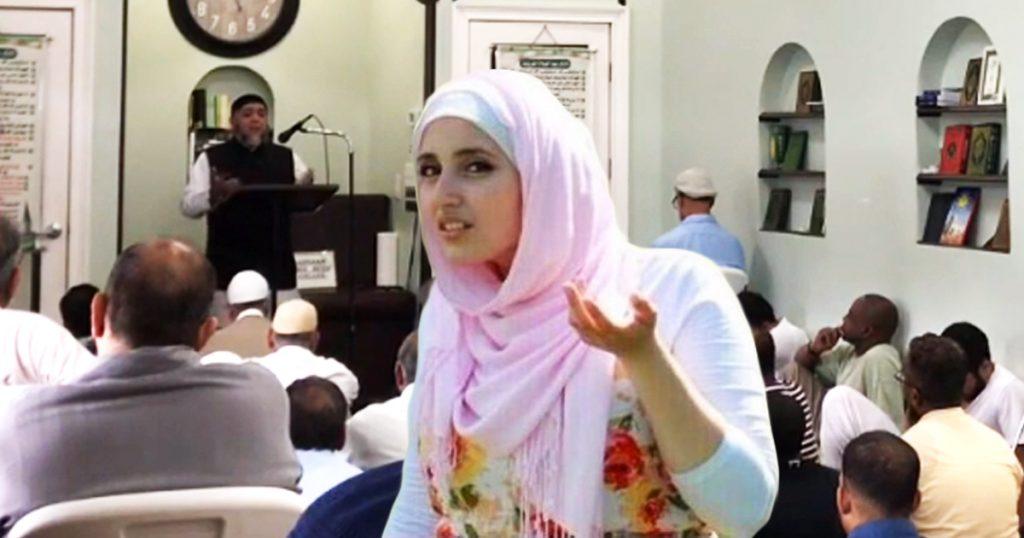 Noktara - Weltfrauentag - Imam hält Predigt ausschließlich vor Männern