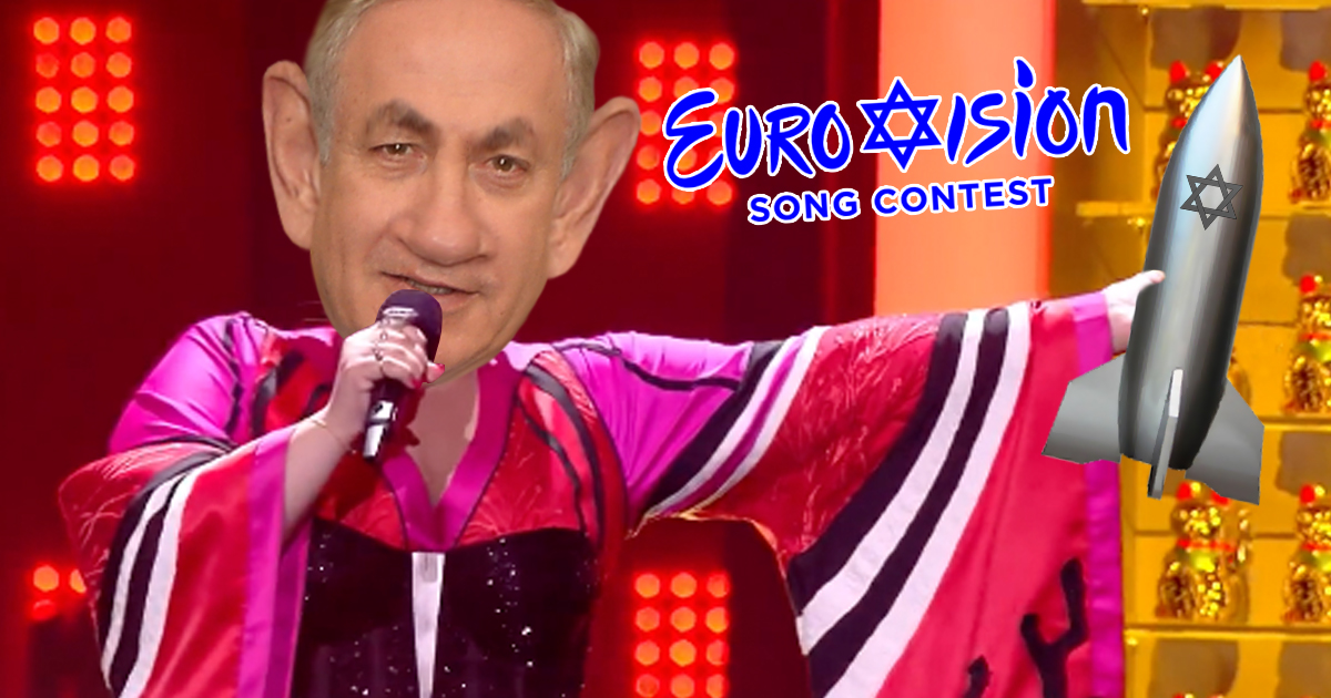 Noktara - Wer zeichnet die beste Netanjahu-Karikatur?