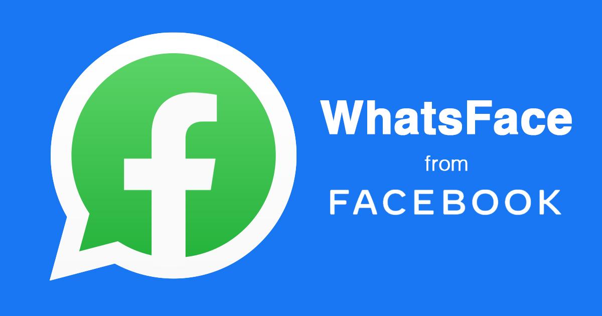 Noktara - WhatsFace - WhatsApp und Facebook werden zu einer gemeinsamen App