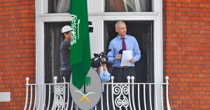 Noktara - Wikileaks-Gründer Julian Assange bekommt Asyl in saudischer Botschaft