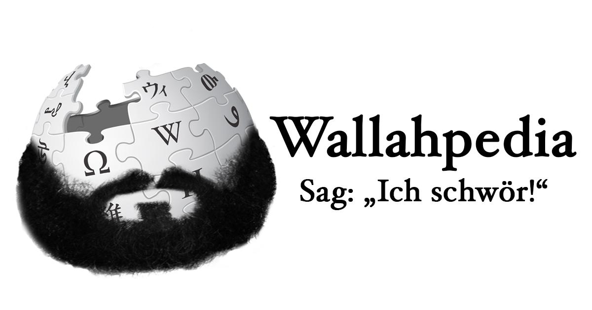 Wikipedia war gestern: Muslime schwören auf Wallahpedia!