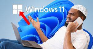 Noktara - Windows 11 - Salafist boykottiert Microsoft wegen Kreuz im Logo