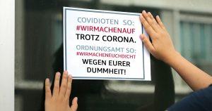 Noktara - Wir machen auf - Ladenbetreiber betteln darum geschlossen zu werden
