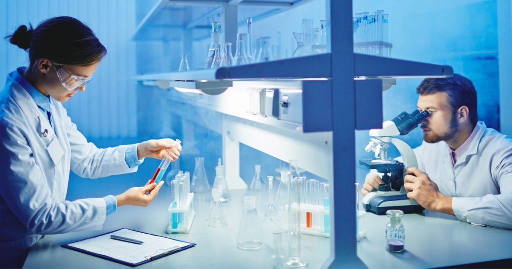Noktara - Wissenschaftler finden Heilmittel gegen Homosexualität - Labor