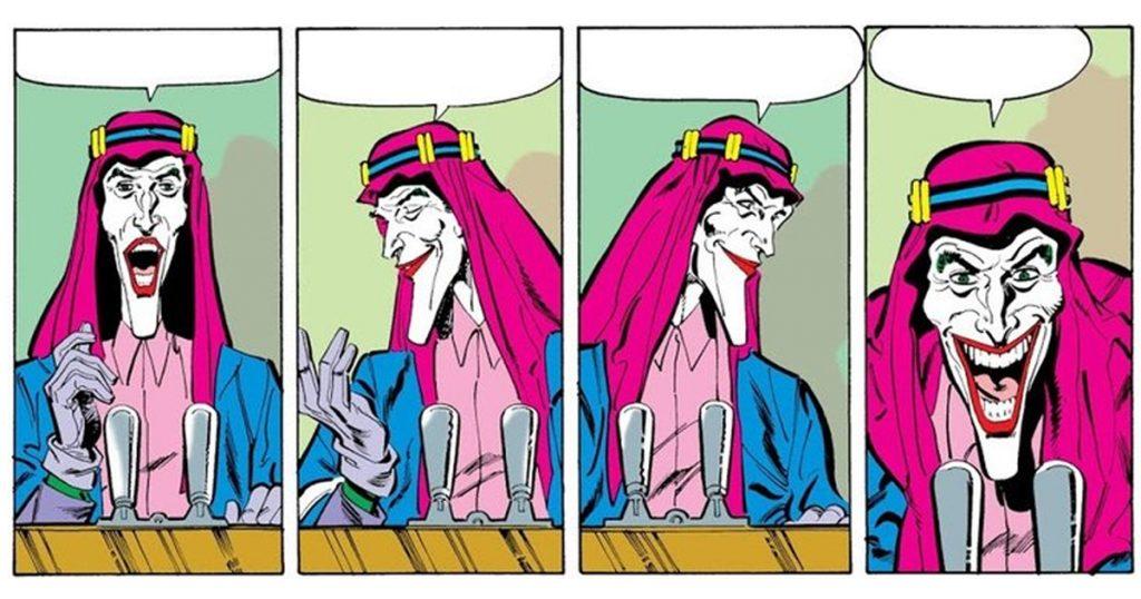 Noktara - Wusstest du, dass der Joker einst der Botschafter des Irans war? Rede vor der UN