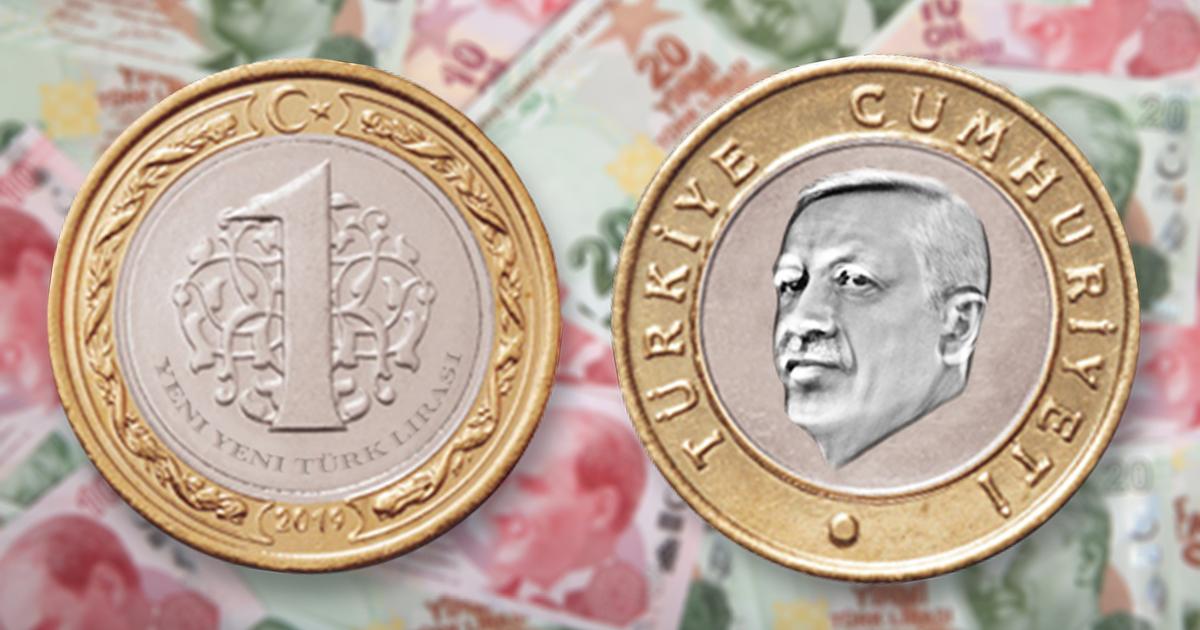 Noktara - Yeni-Yeni-Lira - Türkei führt neue Erdogan-Münze ein - Erdogan-Taler