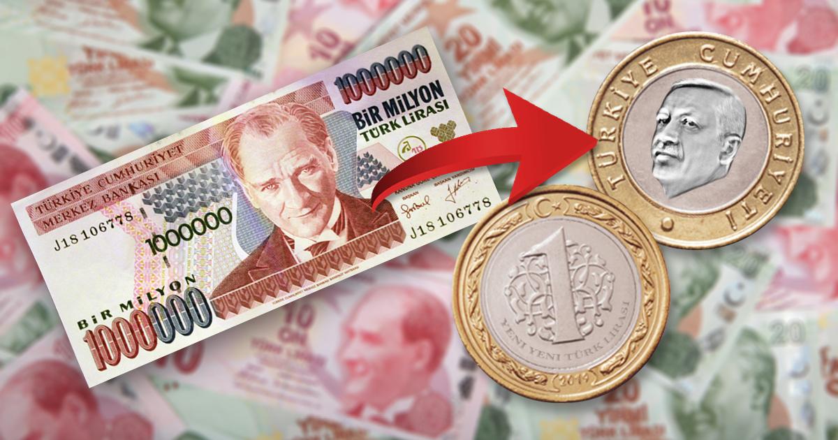 Noktara - Yeni-Yeni-Lira - Türkei führt neue Erdogan-Münze ein