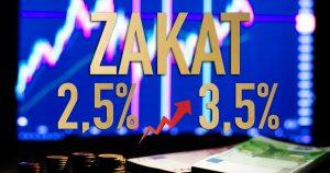 Noktara - Zakat wegen Corona-Krise von 2,5 auf 3,5 Prozent gestiegen
