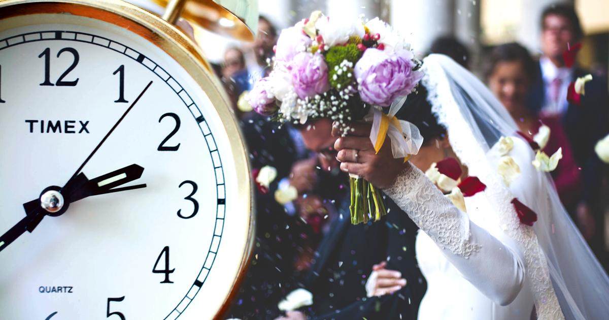 Zeitehe für alle: Deutschland erlaubt Heirat auf Stundenbasis