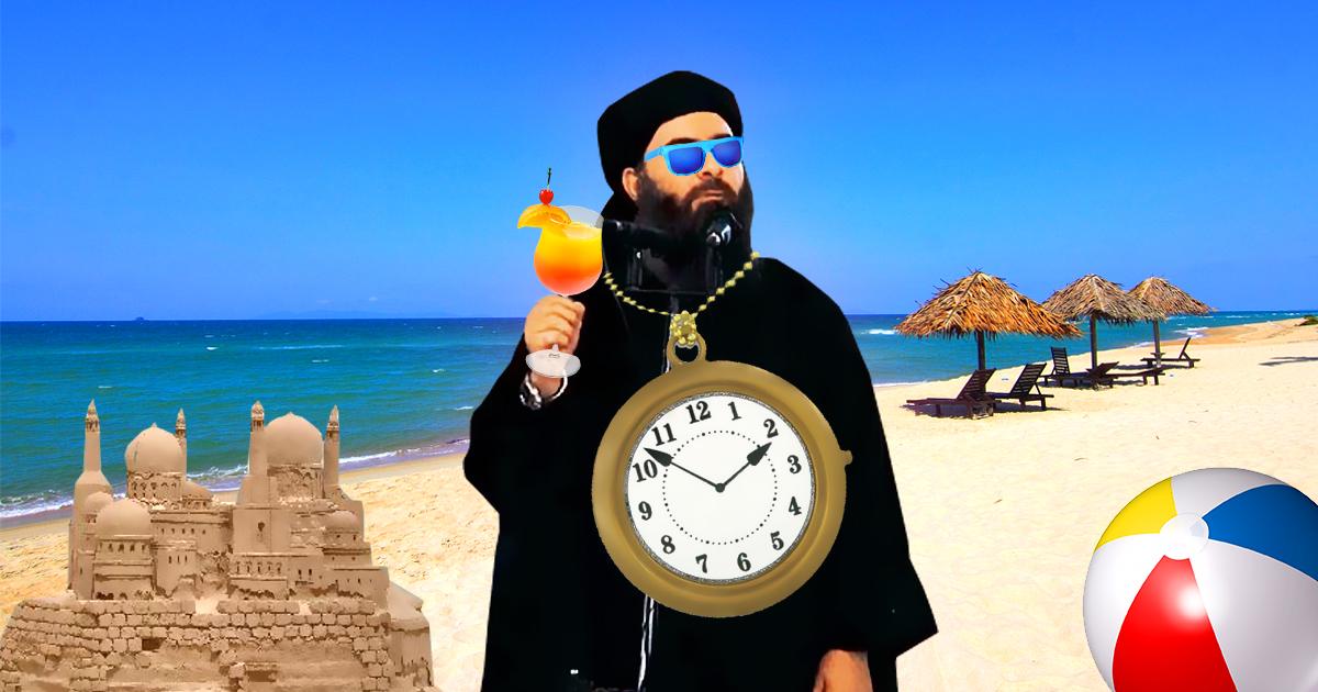 Zeitumstellung: IS bekennt sich zur Sommerzeit