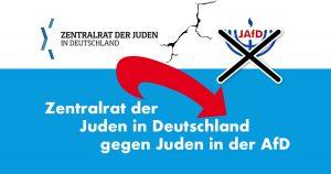 Noktara - Zentralrat der Juden ruft zu Wahlboykott der Juden in der AfD auf