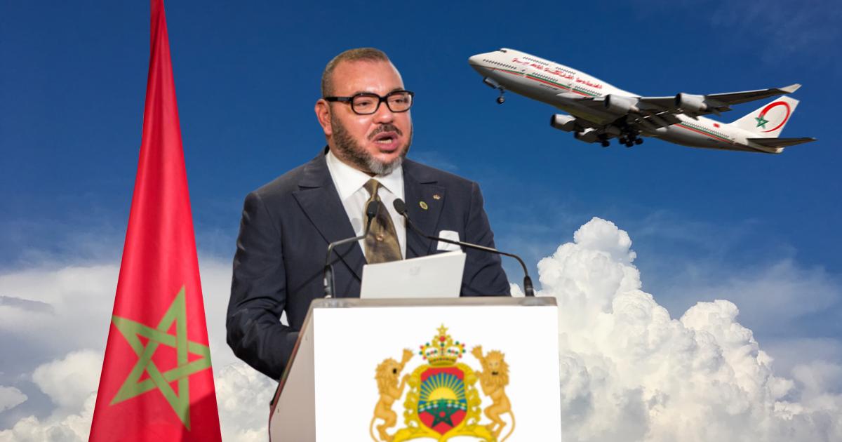 Noktara -Zu teuer - König von Marokko kann sich keinen Heimaturlaub leisten