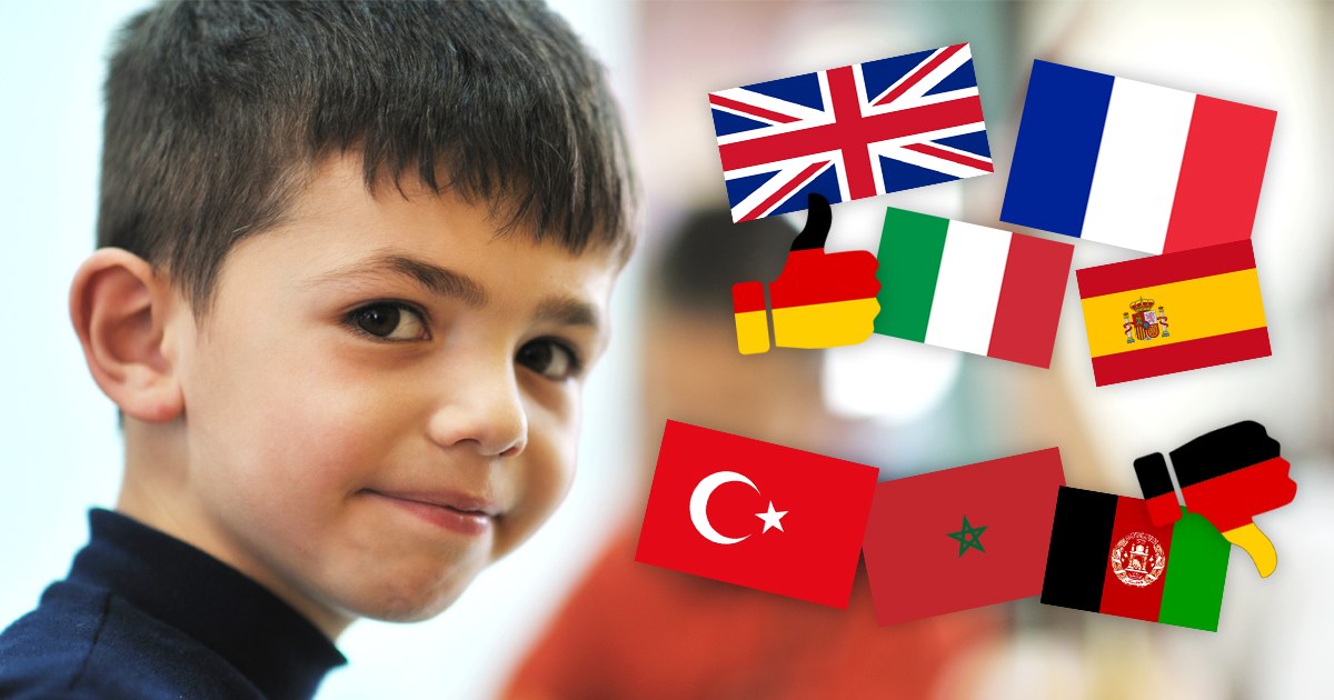 Noktara - Zweisprachige Erziehung nur toll, wenn Muttersprache weder Türkisch noch Arabisch ist