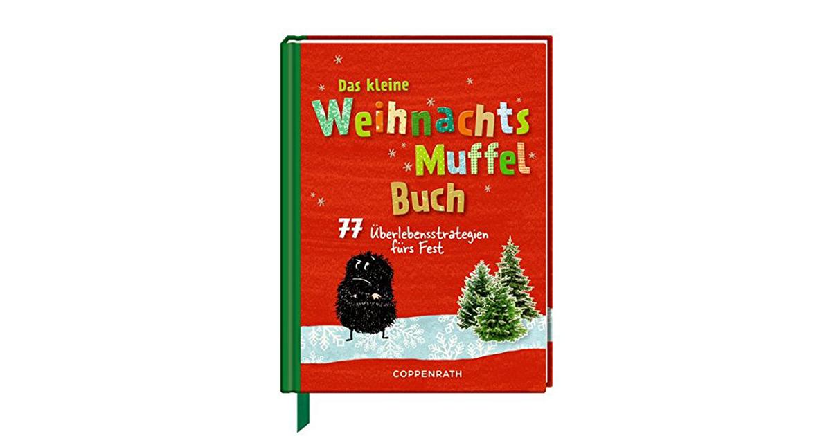 Weihnachtsmuffel-buch